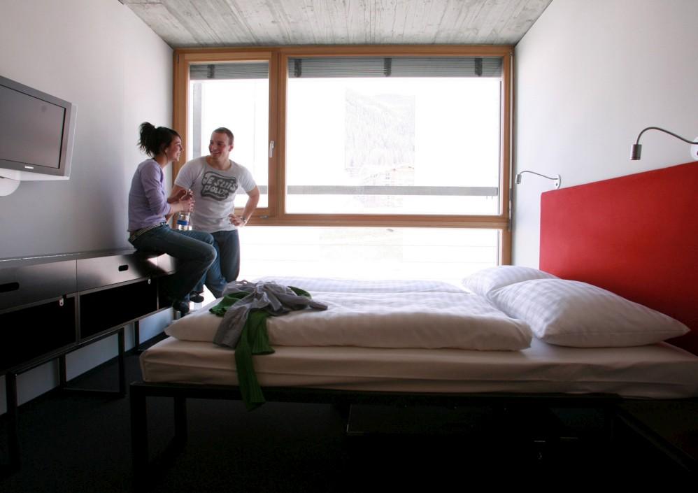 CUBE hotel 2er-zimmer