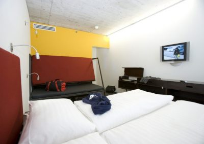 cube hotel 4bed room