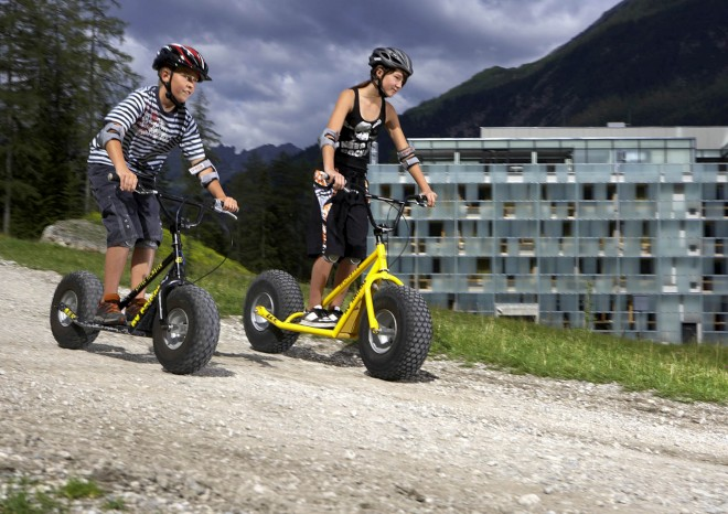 cube hotel summer cube active montain roller